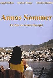 Annas Sommer Poster