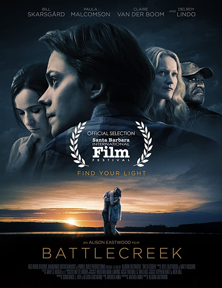 Battlecreek film poster