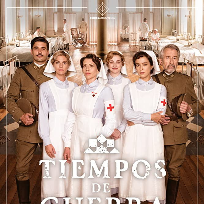 Alicia Borrachero, José Sacristán, Verónica Sánchez, Álex García, Amaia Salamanca, and Anna Moliner in Morocco: Love in Times of War (2017)
