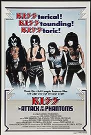 KISS Meets the Phantom of the Park(1978) Poster - Movie Forum, Cast, Reviews