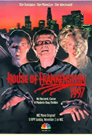 House of Frankenstein Poster - TV Show Forum, Cast, Reviews