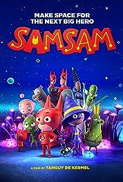 SamSam (2020) poster