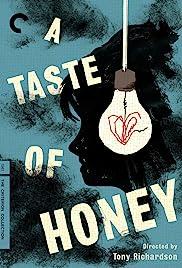 A Taste of Honey(1961) Poster - Movie Forum, Cast, Reviews