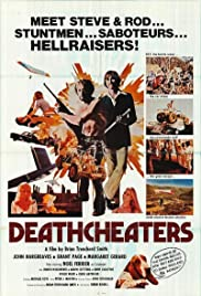 Death Cheaters Poster