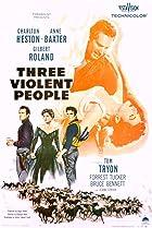 Image of Three Violent People