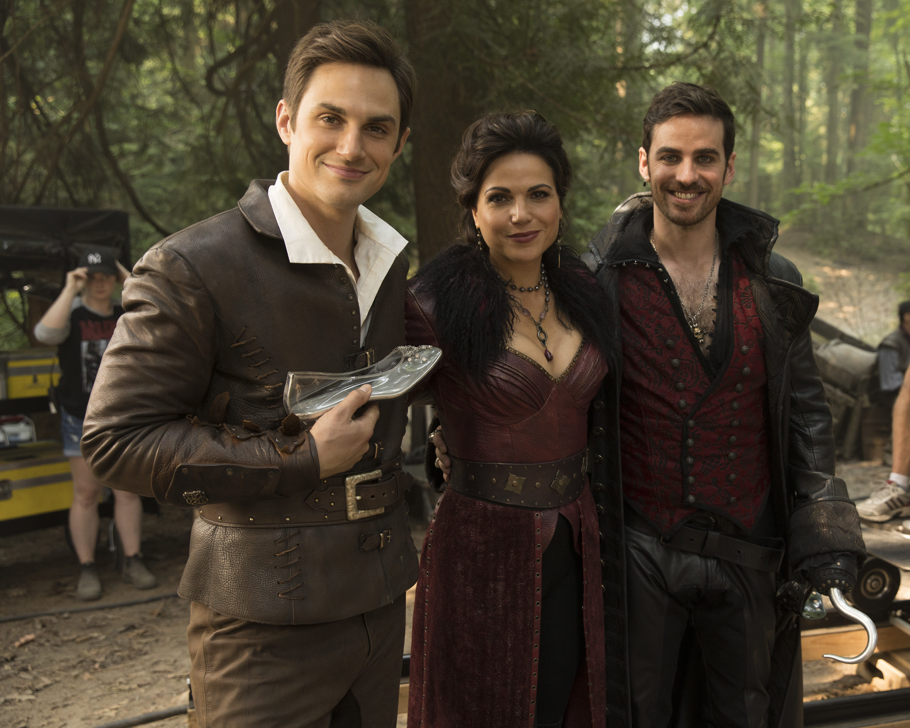 Once Upon a Time: The Garden of Forking Paths | Season 7 | Episode 3