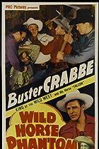 Wild Horse Phantom (1944) Poster
