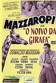 O Noivo da Girafa Poster