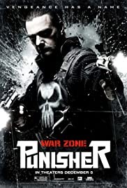 Punisher: War Zone (2008) Poster - Movie Forum, Cast, Reviews