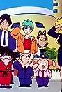 Dragon Ball: Goku's Traffic Safety