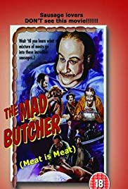 The Mad Butcher (1971) Poster - Movie Forum, Cast, Reviews