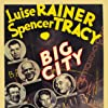 Spencer Tracy, Jack Dempsey, James J. Jeffries, Jimmy McLarnin, Bull Montana, Luise Rainer, Maxie Rosenbloom, Gus Sonnenberg, and Jim Thorpe in Big City (1937)
