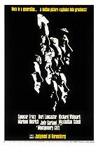 Judgment at Nuremberg (1961) Poster