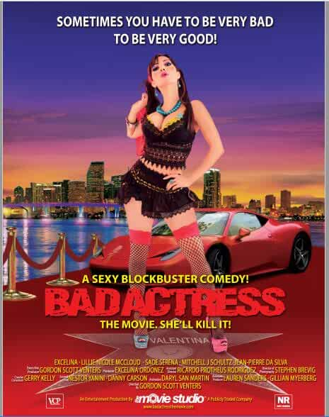 Bad Actress 2017 English 720p HDRip full movie watch online freee download at movies365.cc