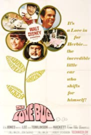 The Love Bug (1968) Poster - Movie Forum, Cast, Reviews