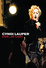 Cyndi Lauper: Live... At Last Poster