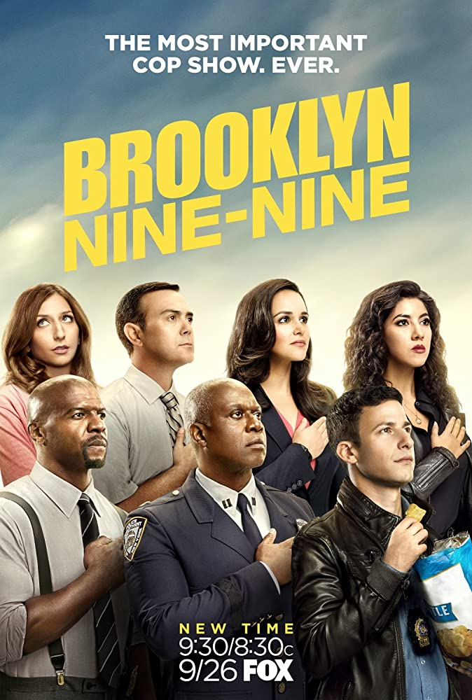 Assistir Brooklyn Nine-Nine Dublado e Legendado Online