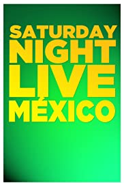 Saturday Night Live México Poster