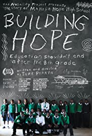 Building Hope Poster
