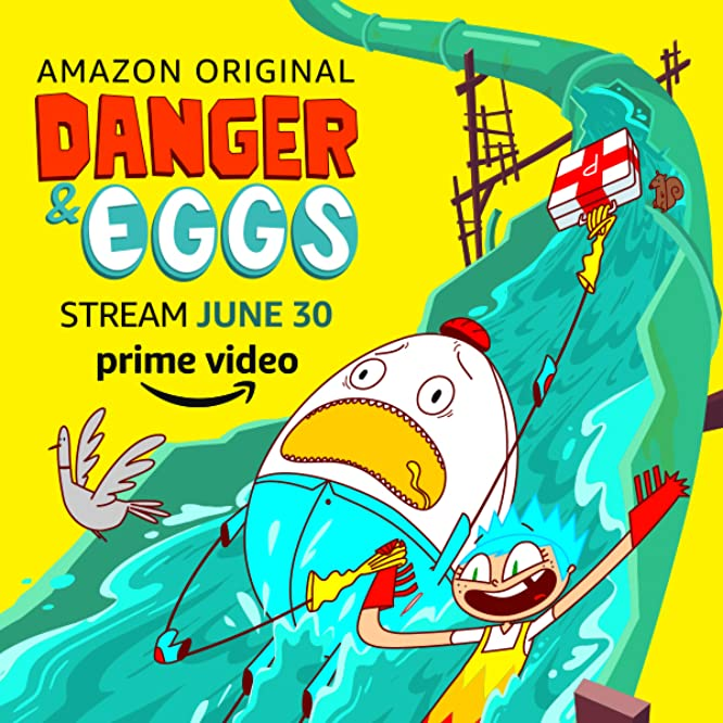 Danger & Eggs (2015)