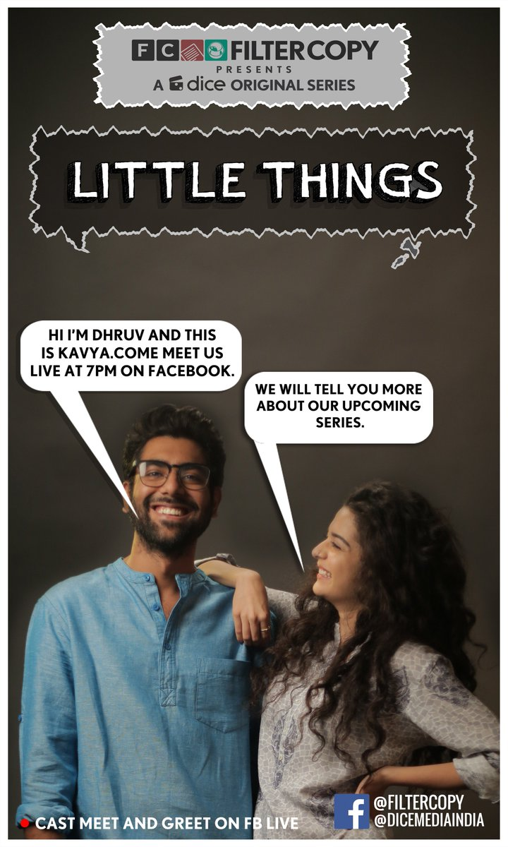 Little Things 2016 Hindi Season 1 & 2 Netflix WEB-DL – 720P – x264 – 100MB – Download