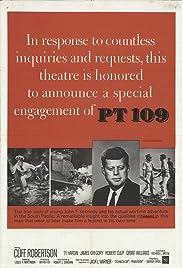 PT 109(1963) Poster - Movie Forum, Cast, Reviews