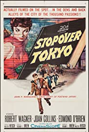 Stopover Tokyo(1957) Poster - Movie Forum, Cast, Reviews