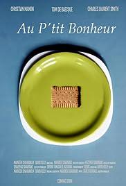 Au P'tit Bonheur Poster