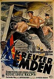 Kreuzer Emden Poster