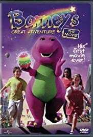 Barney's Great Adventure (1998) Poster - Movie Forum, Cast, Reviews