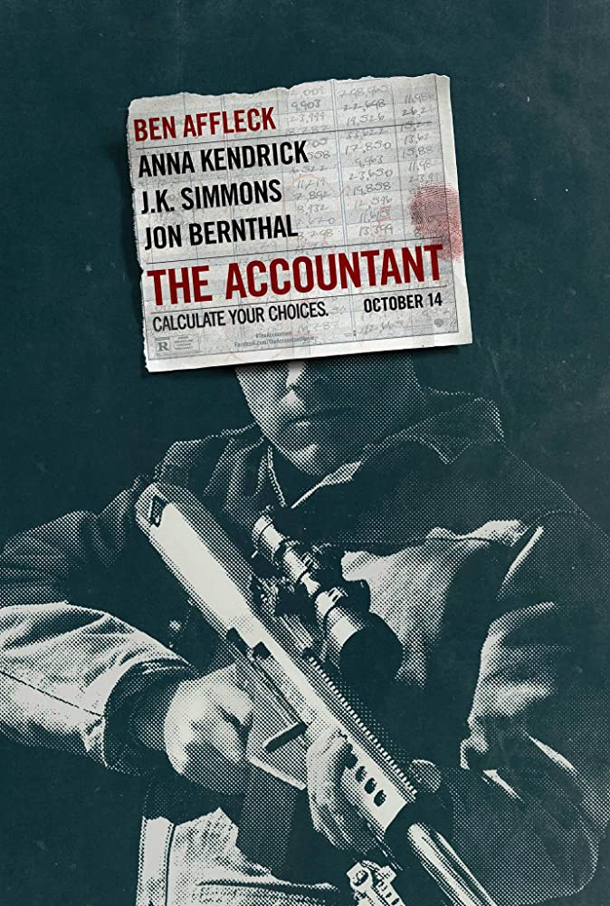 Nonton The Accountant (2016) Subtitle Indonesia