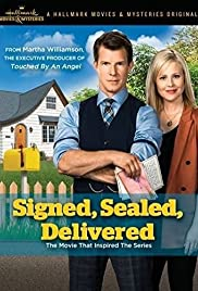 Signed Sealed Delivered(2013) Poster - Movie Forum, Cast, Reviews
