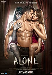Alone poster