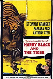 Harry Black and the Tiger(1958) Poster - Movie Forum, Cast, Reviews