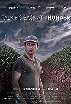 Talking Back at Thunder