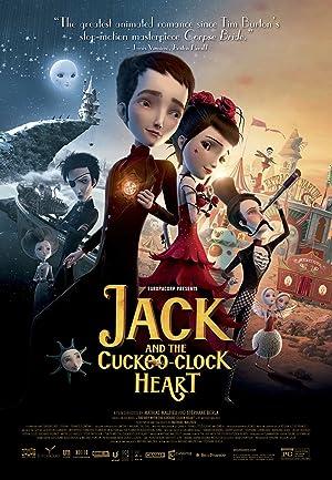 Jack and the Cuckoo-Clock Heart แจ็ค หนุ่มน้อยหัวใจติ๊กต็อก