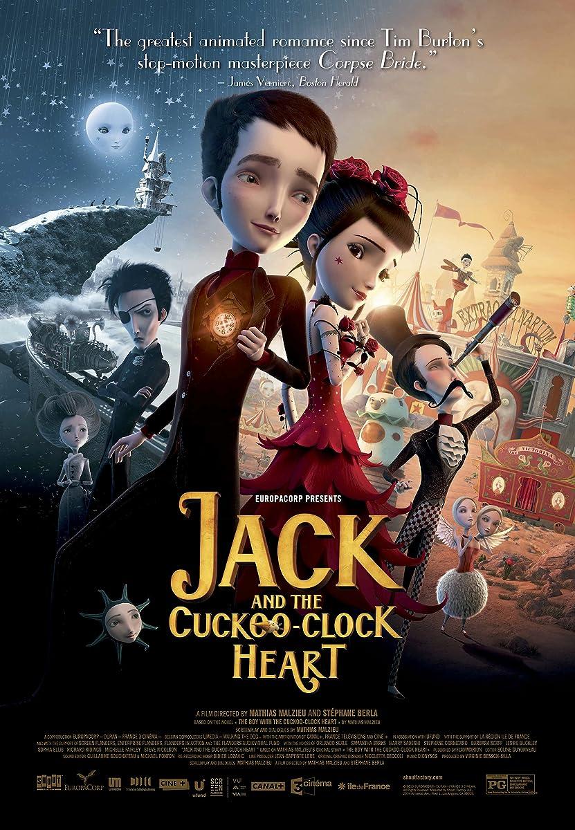 Džekas ir mechaninė širdis