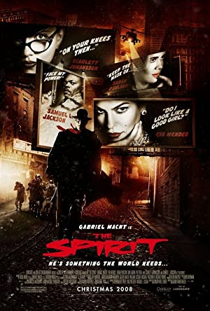 The Spirit (2008) Download on Vidmate