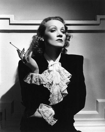 Marlene Dietrich, c. 1932.