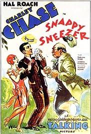 Snappy Sneezer Poster