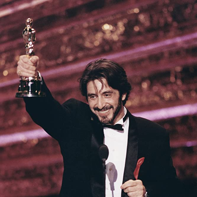 Al Pacino at an event for The 65th Annual Academy Awards (1993)