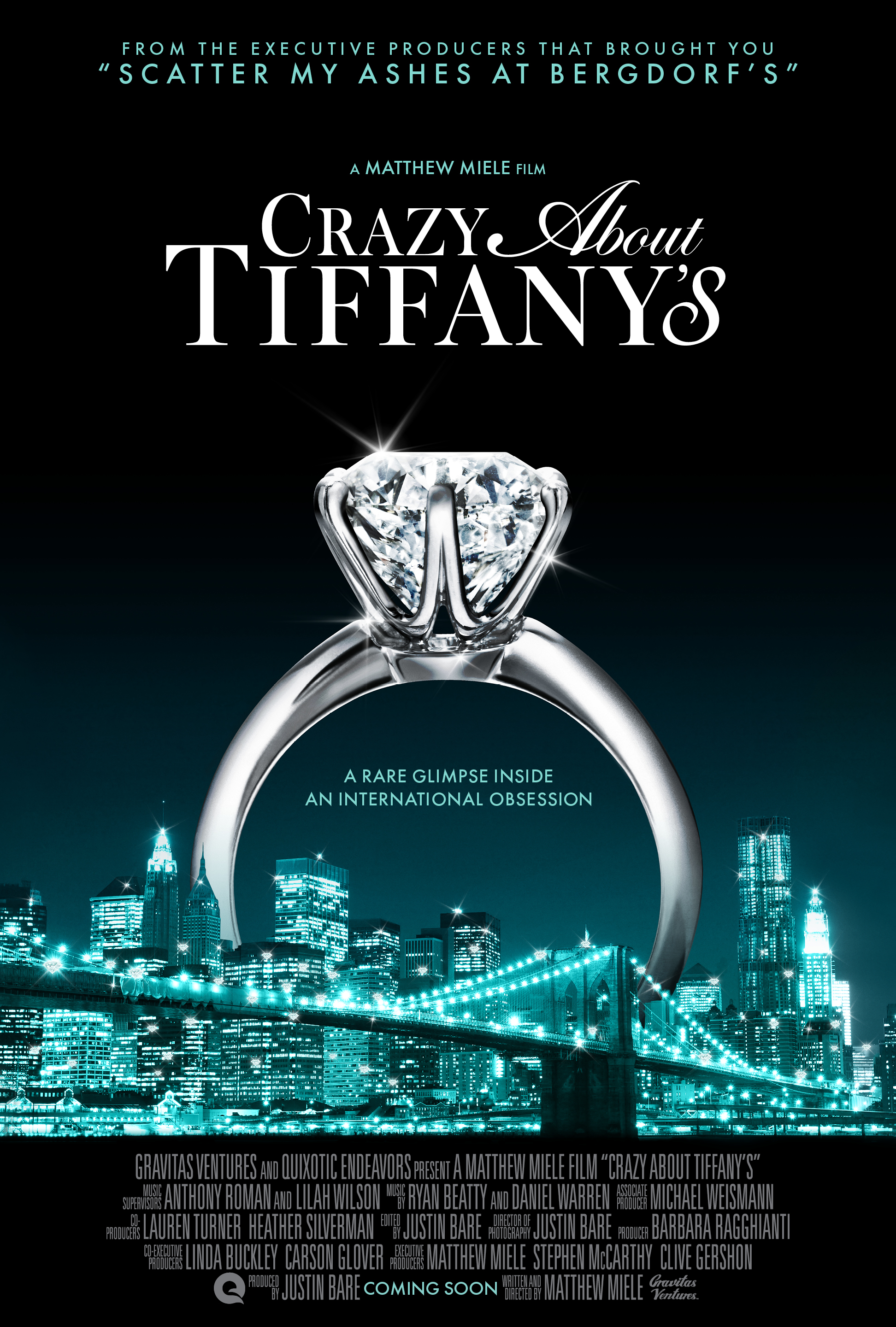 Crazy About Tiffany's Watch Full Movie Free Online