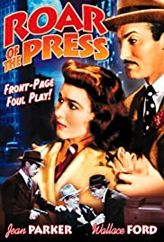 Roar of the Press Poster
