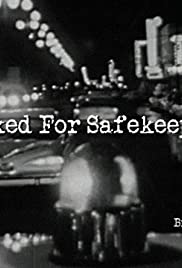 Booked for Safekeeping Poster