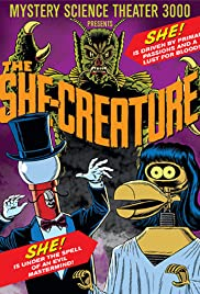 The She-Creature Poster