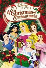 Disney Princess: A Christmas of Enchantment Poster