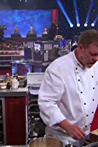 Image of Iron Chef America: The Series: Alex Guarnaschelli vs. Robert Clark: Battle Mascarpone