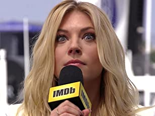 "From aboard the IMDboat at San Diego Comic-Con, ""Vikings"" star Katheryn Winnick reveals to Kevin Smith her secret superpower. Would you believe it involves her nose?"