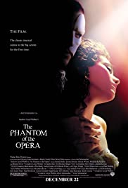 The Phantom of the Opera (2004) Poster - Movie Forum, Cast, Reviews