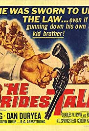 He Rides Tall Poster